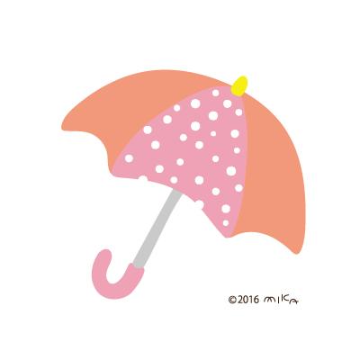 かさ(ピンク)