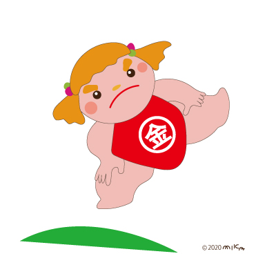 金太郎(女の子)