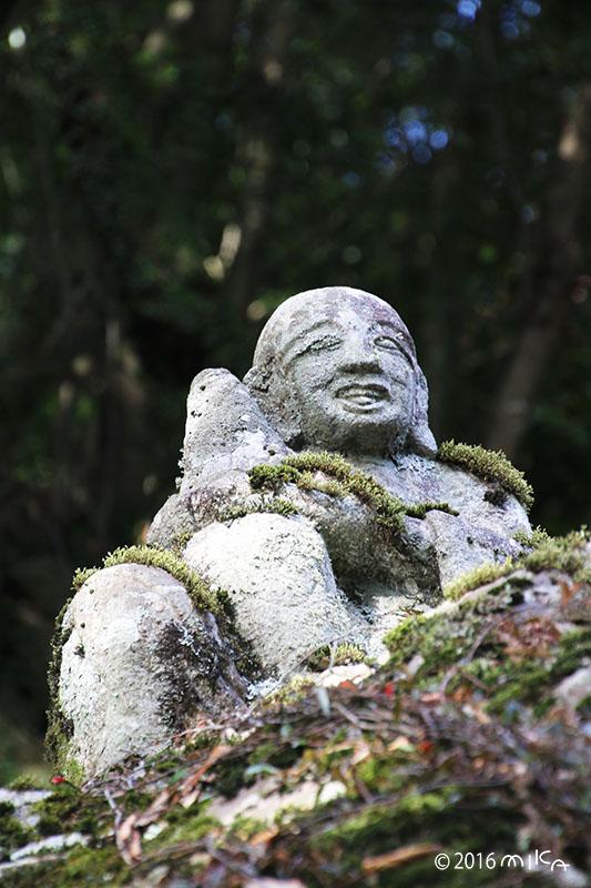 十六羅漢像より①(永源寺)