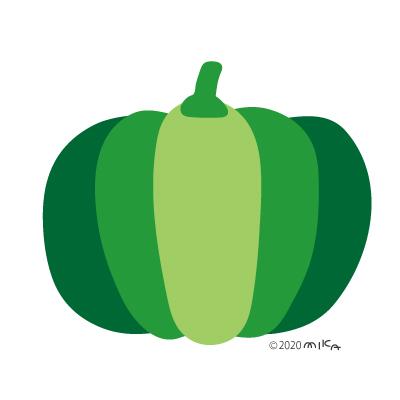 かぼちゃ(みどり)