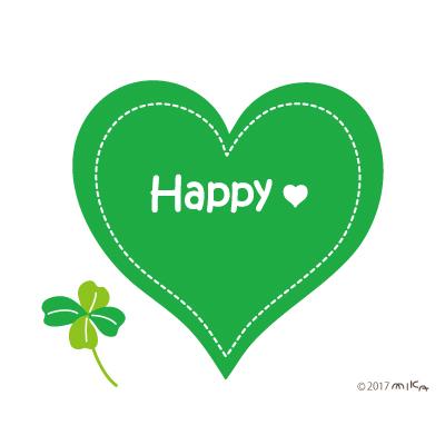 Happy(クローバー)①
