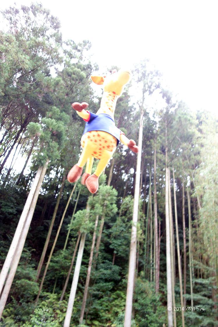 ⑫ ジャンプ!