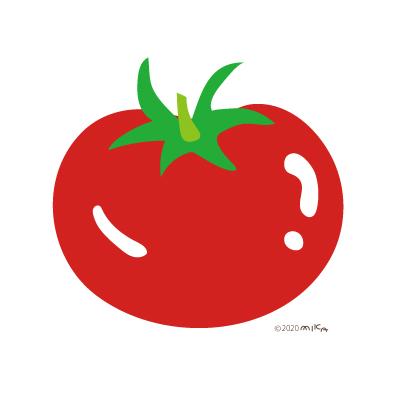 トマト1つ