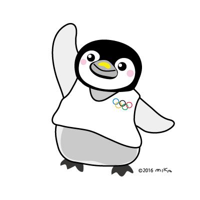 オリンピックのペンギン