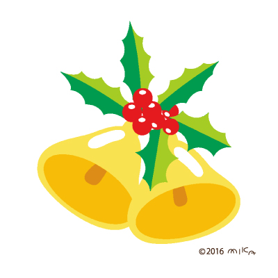 クリスマスの鈴