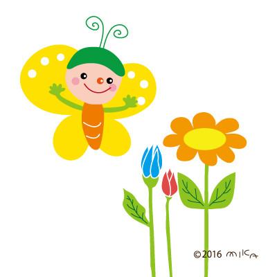 ちょうと花