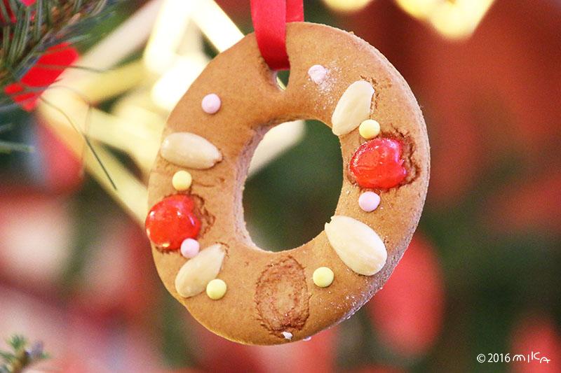 リングのクッキー