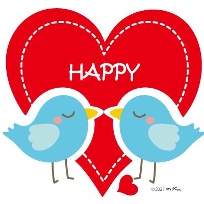 HAPPYの青い鳥