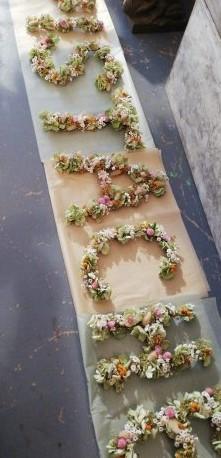 Des fleurs pour surprendre