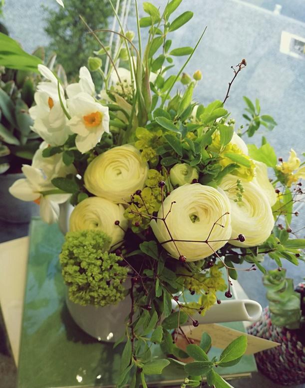 Bouquet champêtre à partir de 25€