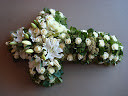 Croix fleurs naturelles à partir de 220€