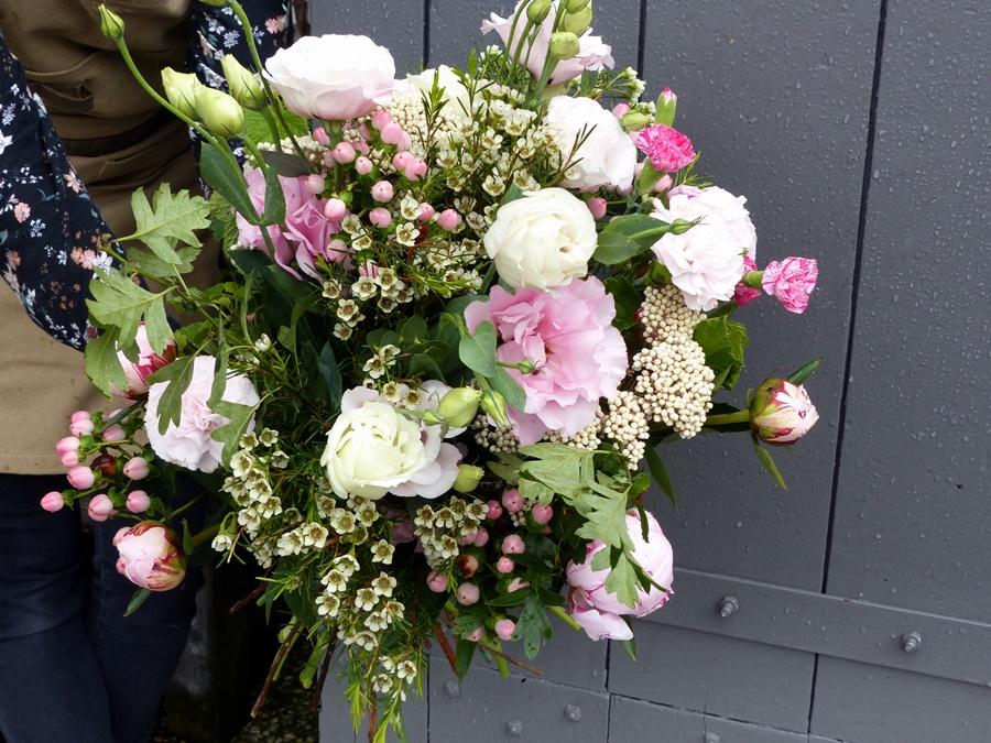 Bouquet printemps 65€