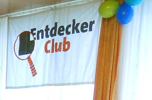 Unser Entdecker-Club Logo