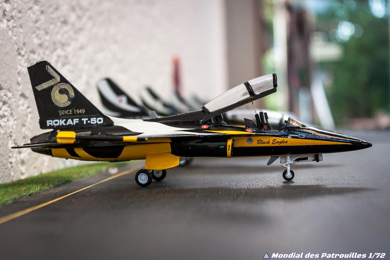 70 ans de la creation de la Force aérienne de la République de Corée (Eng : ROKAF)
