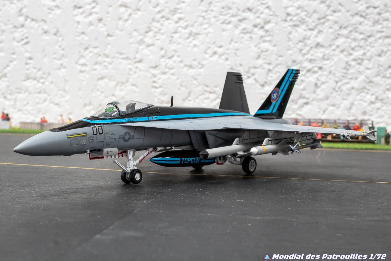 F/A-18E  Super Hornet TOP GUN 2