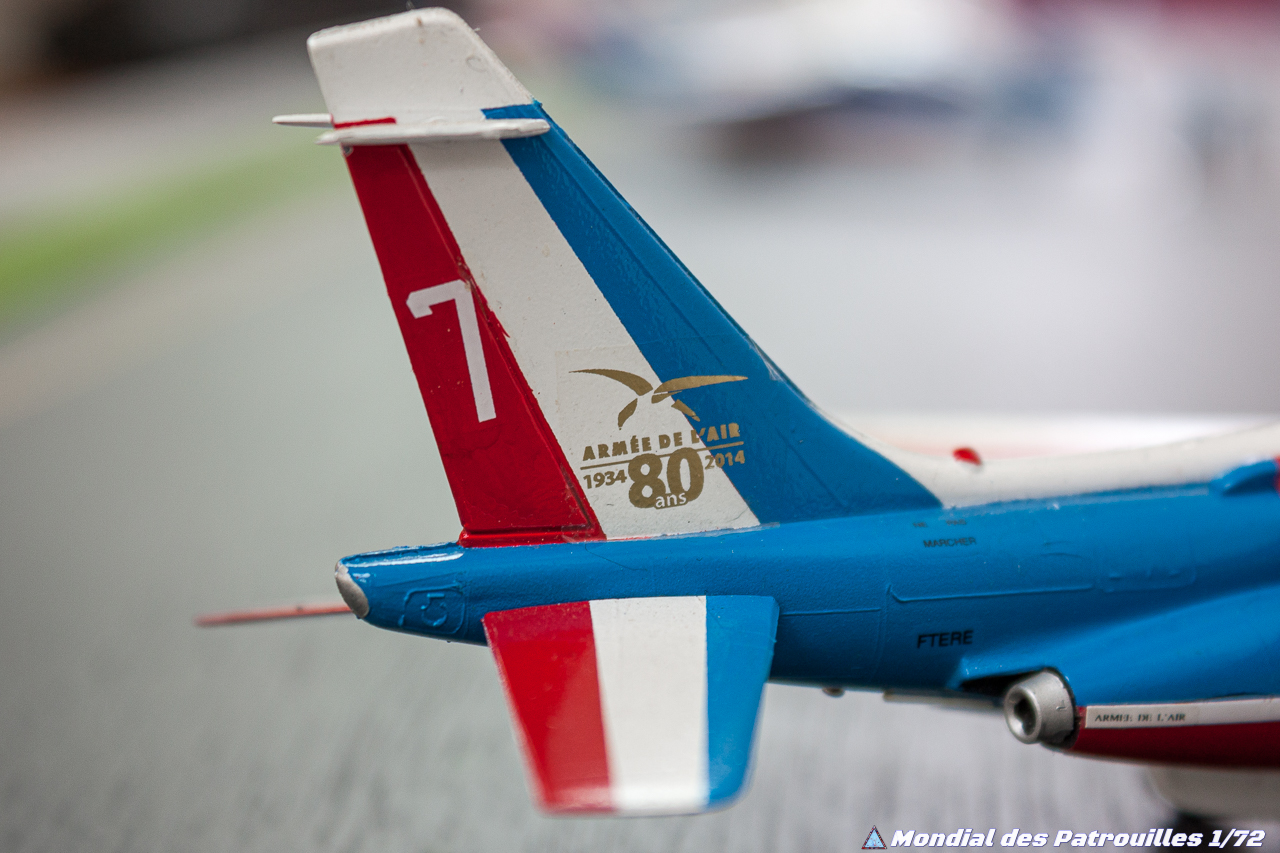 Livrée 80 ans de l'Armée de l'Air (2014)
