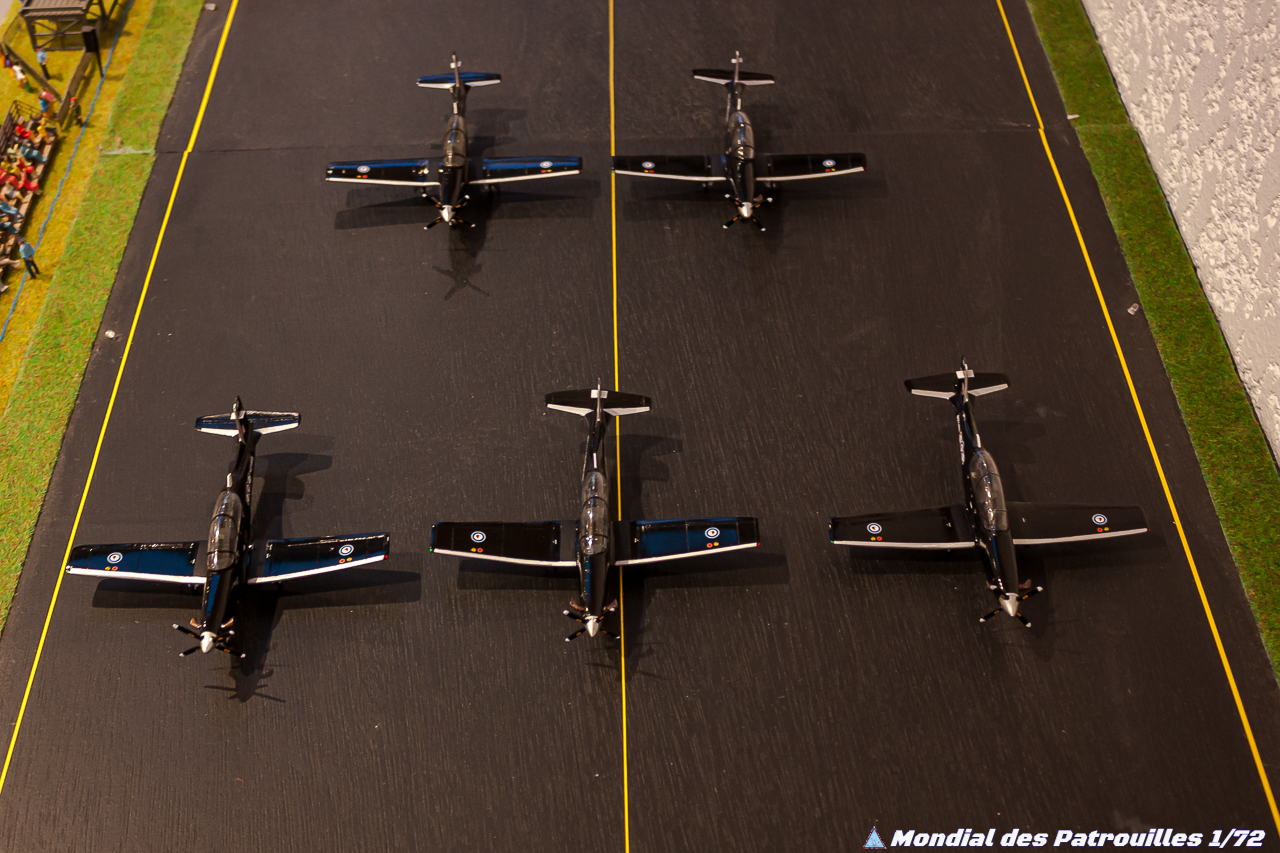 RNZAF Black Falcons