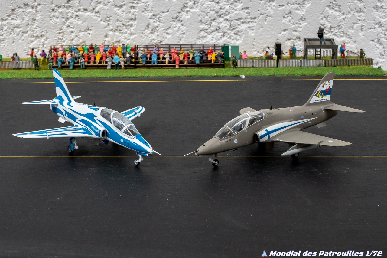 BAe Hawk Mk-66 40 years 1/72