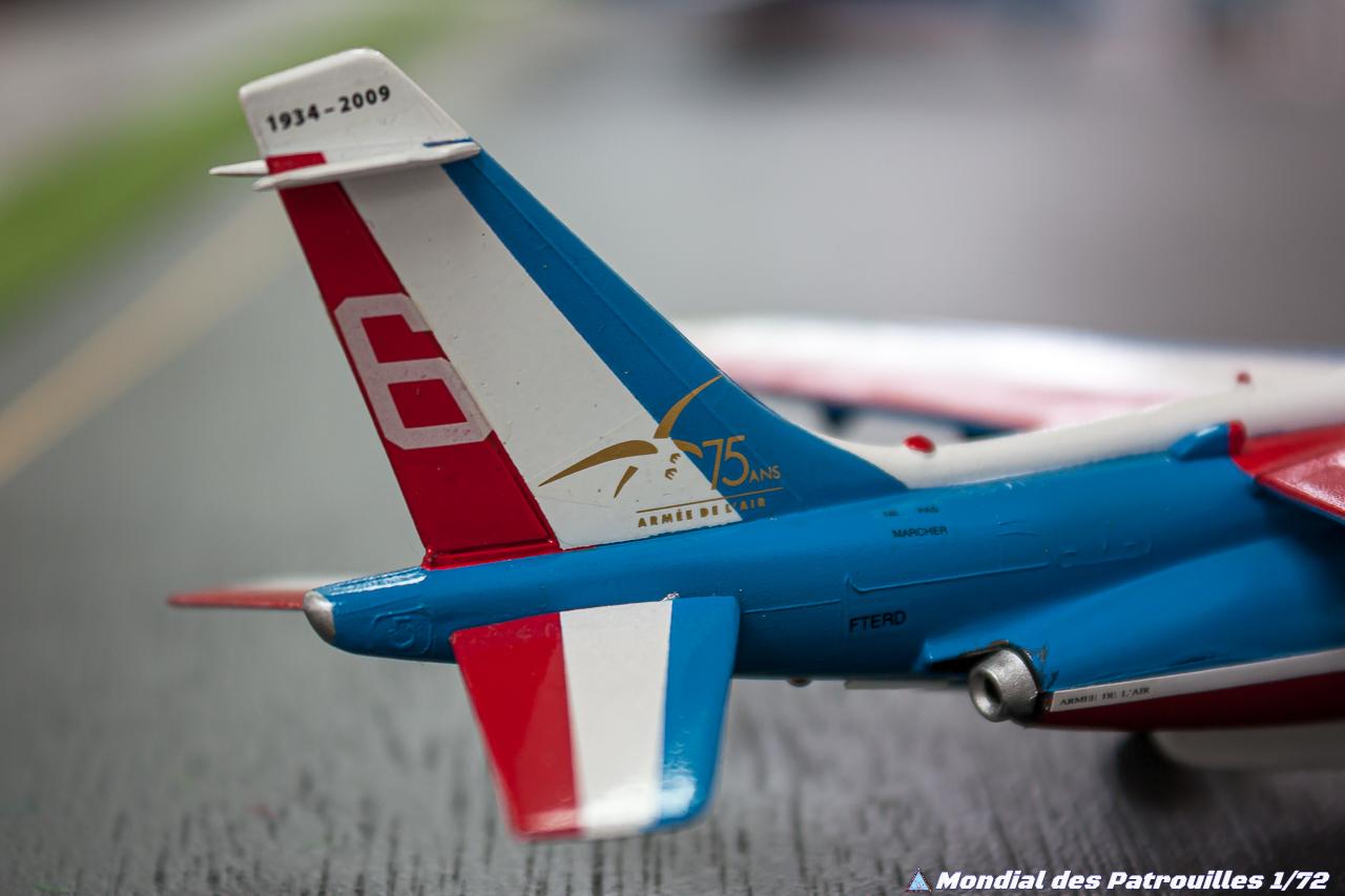 Livrée 75 ans de l'Armée de l'Air (2009)