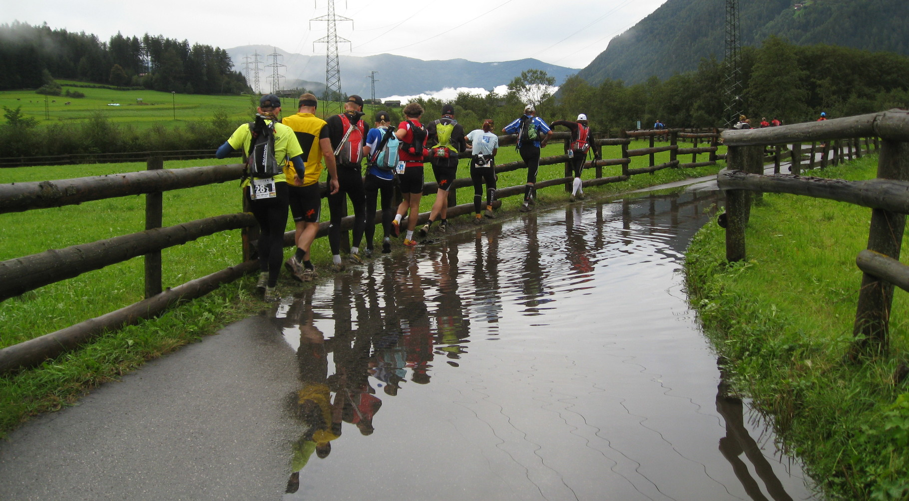 Trans-Alpin-Run: Ruhpolding - Sexten
