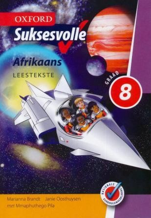 Oxford University Press: Suksesvolle Afrikaans graad 8.