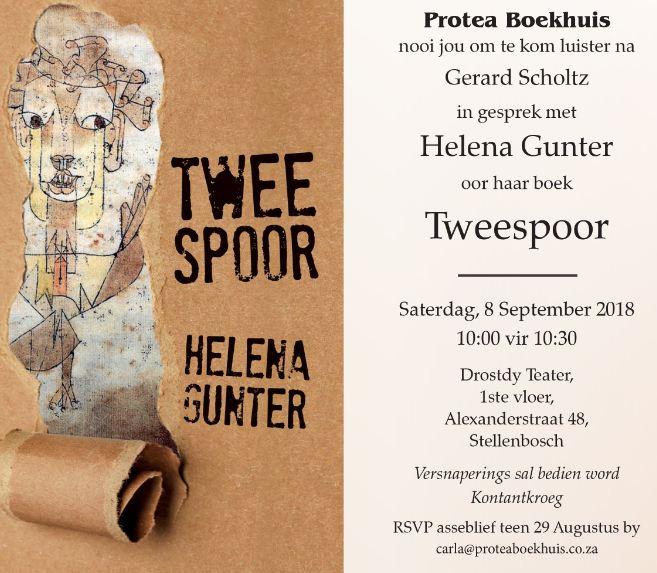 Helena Gunter, NB Uitgewers.