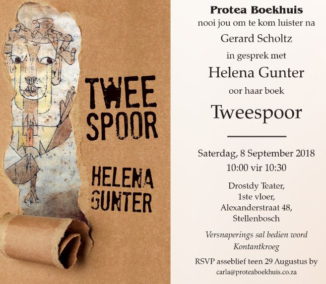 Helena Gunter, Protea Boekhuis.