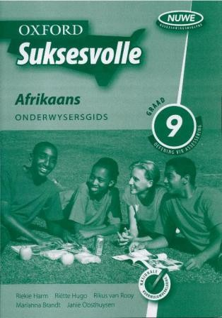 Handleiding by 'Suksesvolle Afrikaans'.