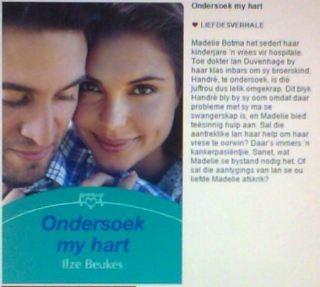 Ilze Beukes, NB Uitgewers.