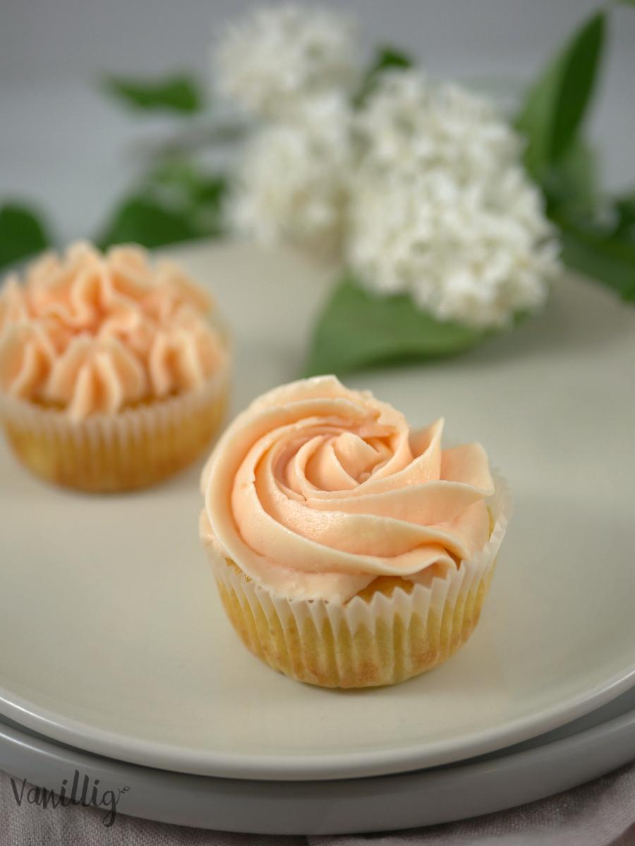 Schnelle Buttercreme aus zwei Zutaten