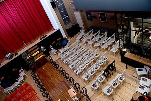 Organizzazione eventi teatrali