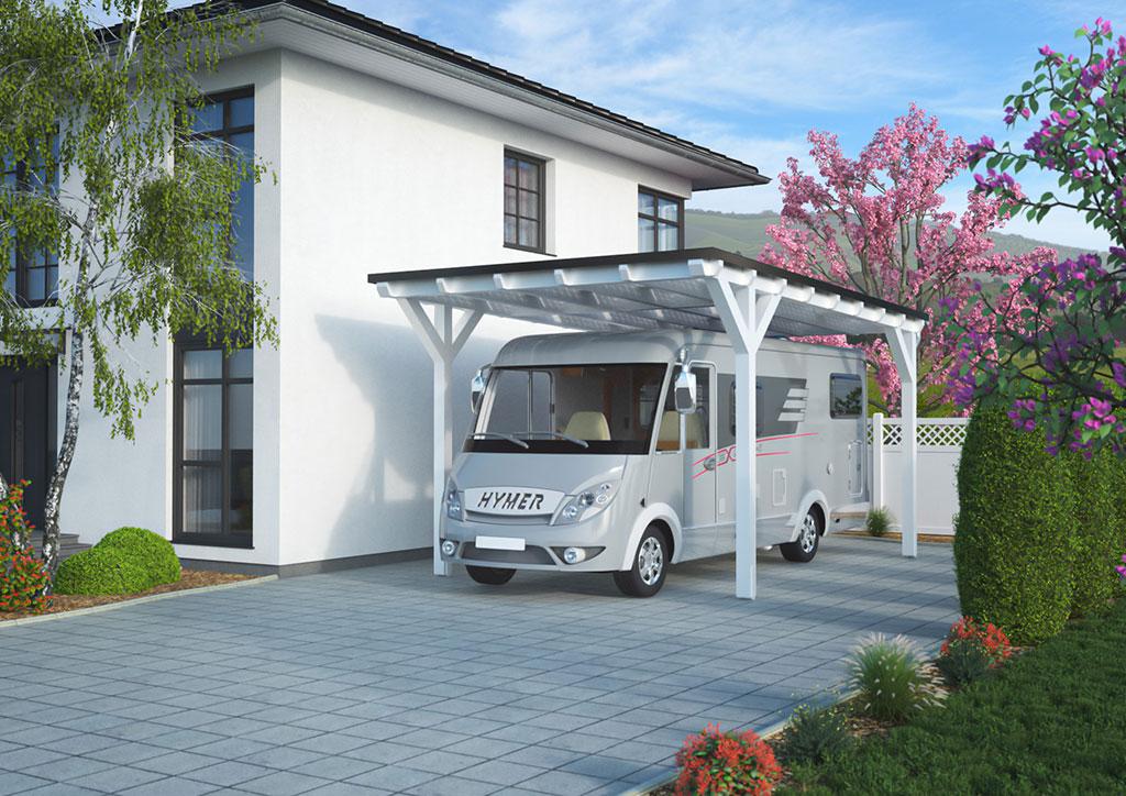 carport wohnmobil selber bauen great haus mbel carport selber bauen bauplan flachdach einzel. Black Bedroom Furniture Sets. Home Design Ideas