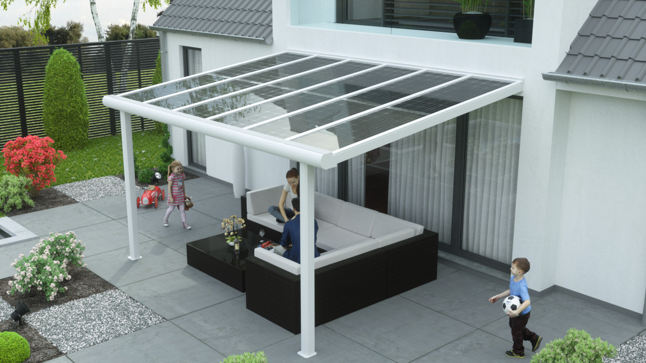 alu terrassendach mit solarglas jetzt konfigurieren solarterrassen carportwerk gmbh. Black Bedroom Furniture Sets. Home Design Ideas
