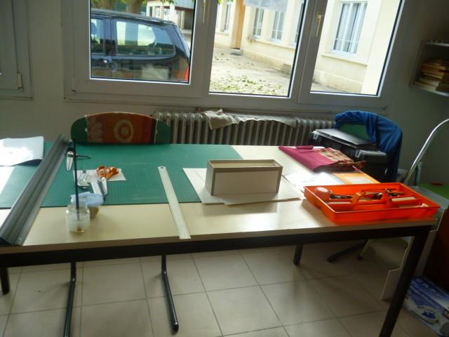 table de Brigitte