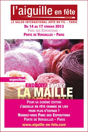 10 ème édition du salon du 14 au 17 février 2013