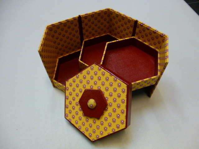boite échelle de yumi