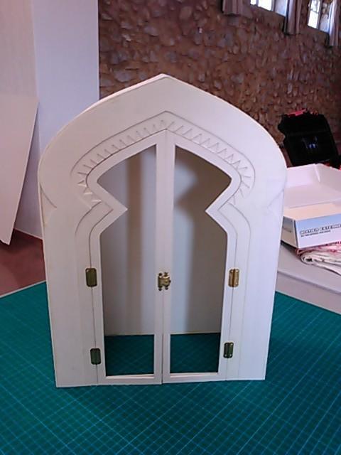 fabrication d'une urne de mariage