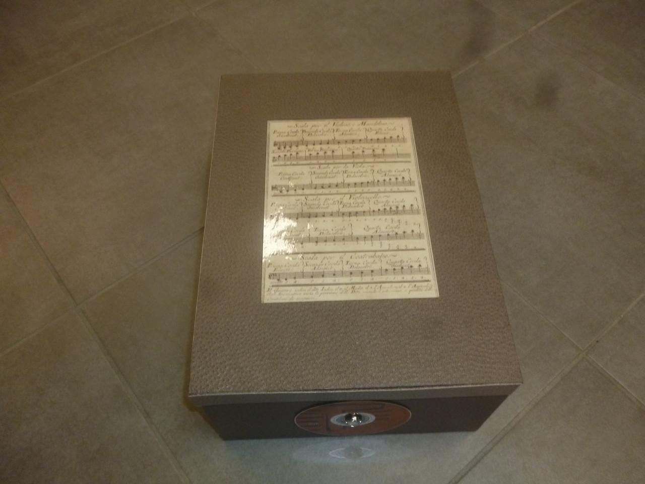 belle boite à cd de jacquelien