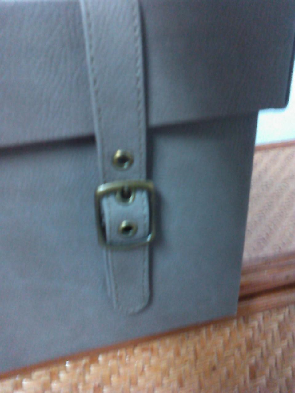 ceinture de la malette de marlène
