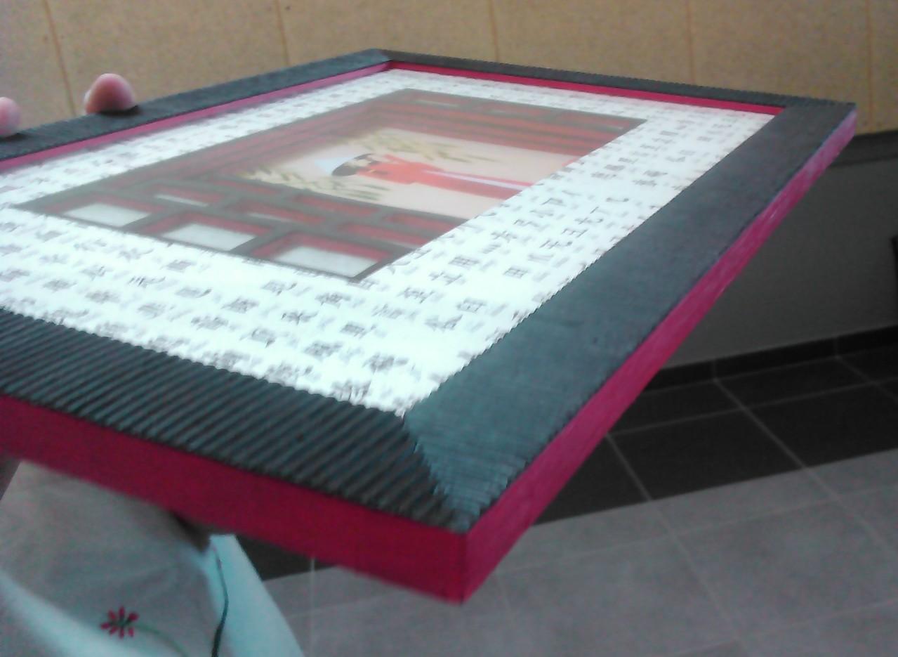 cadre carton