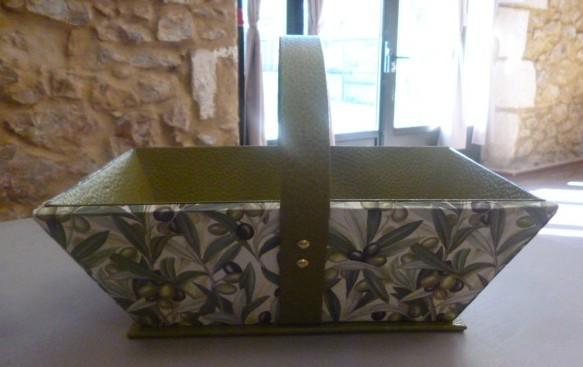 vert olive pour claudie