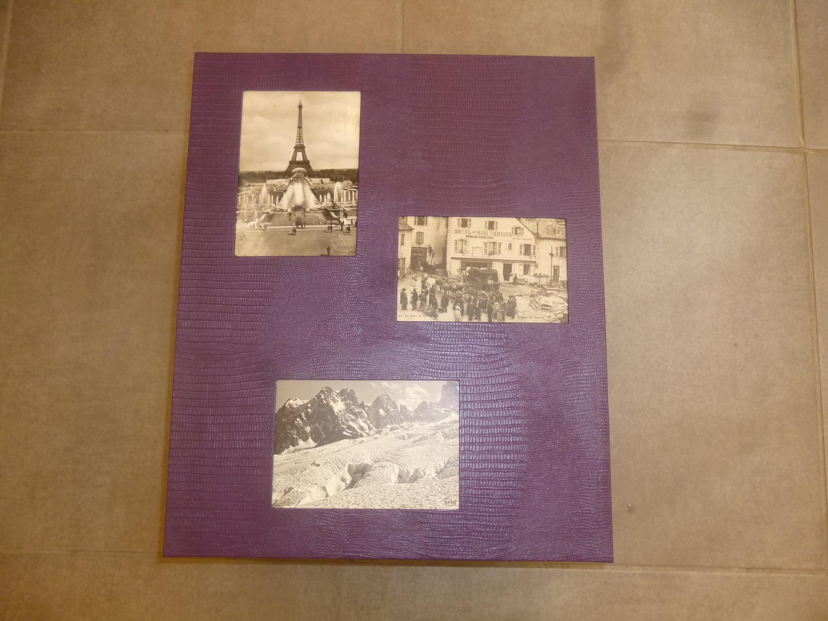 boite à cartes postale de dominque