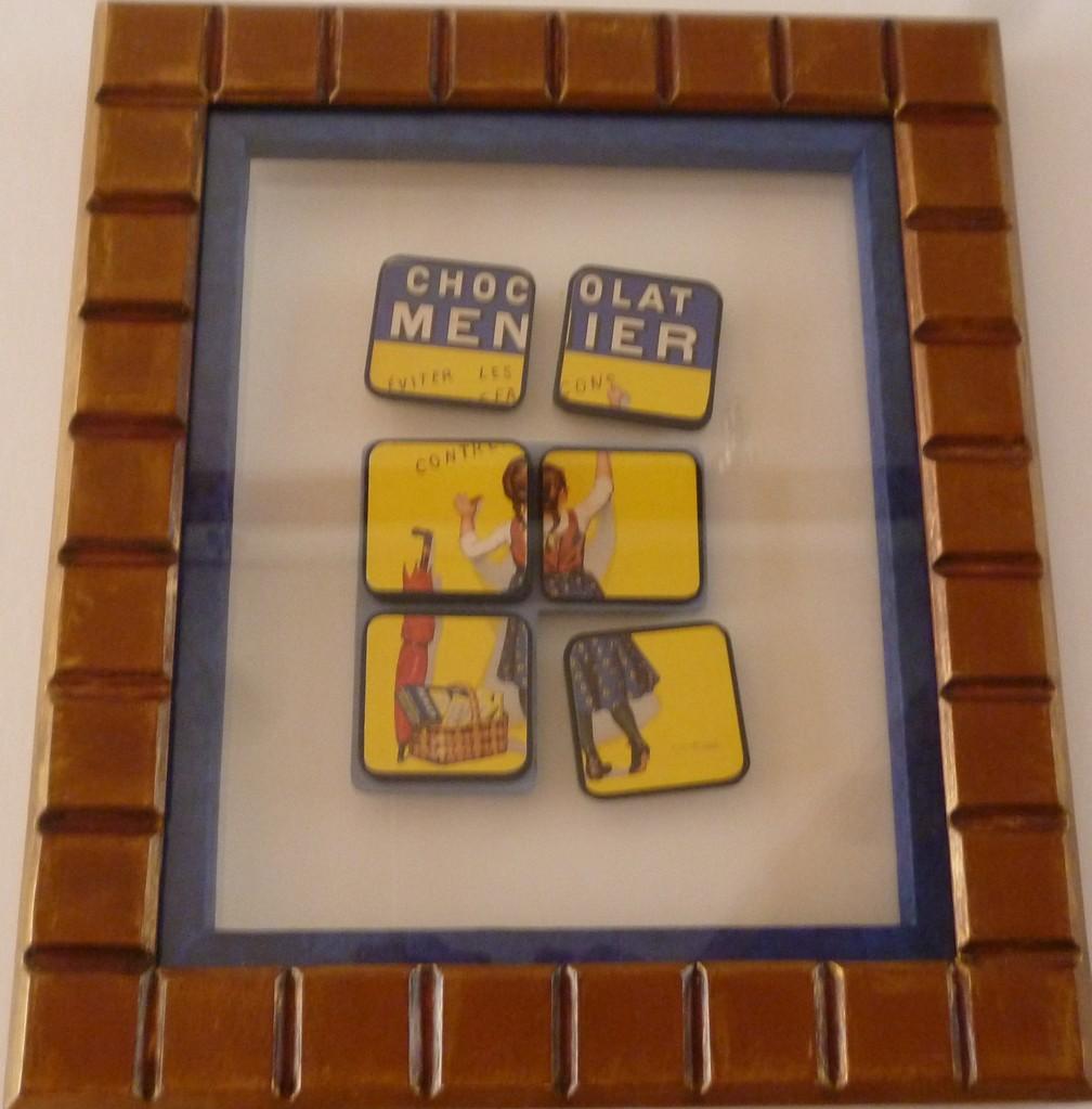 chocolat meunier image en cubes de martine