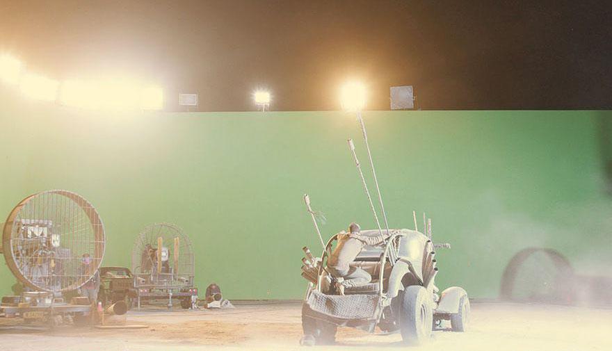 Mad Max efectos especiales