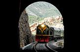 Enigma: Línea de ferrocarril