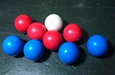 Enigma: Las nueve bolas