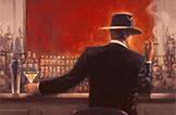 Enigma: Un hombre en un bar