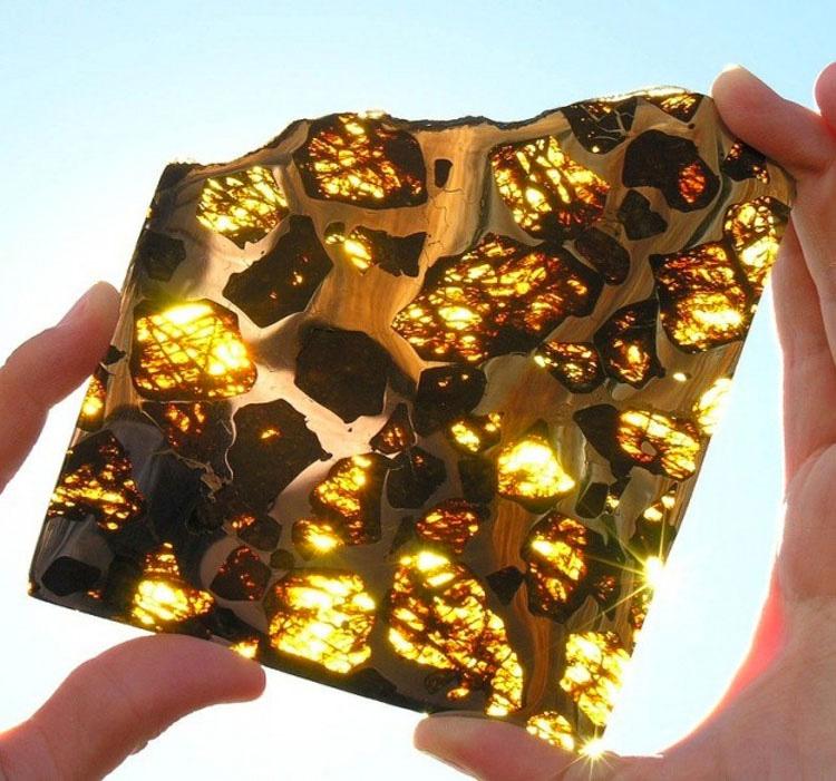 Meteorito caído en China