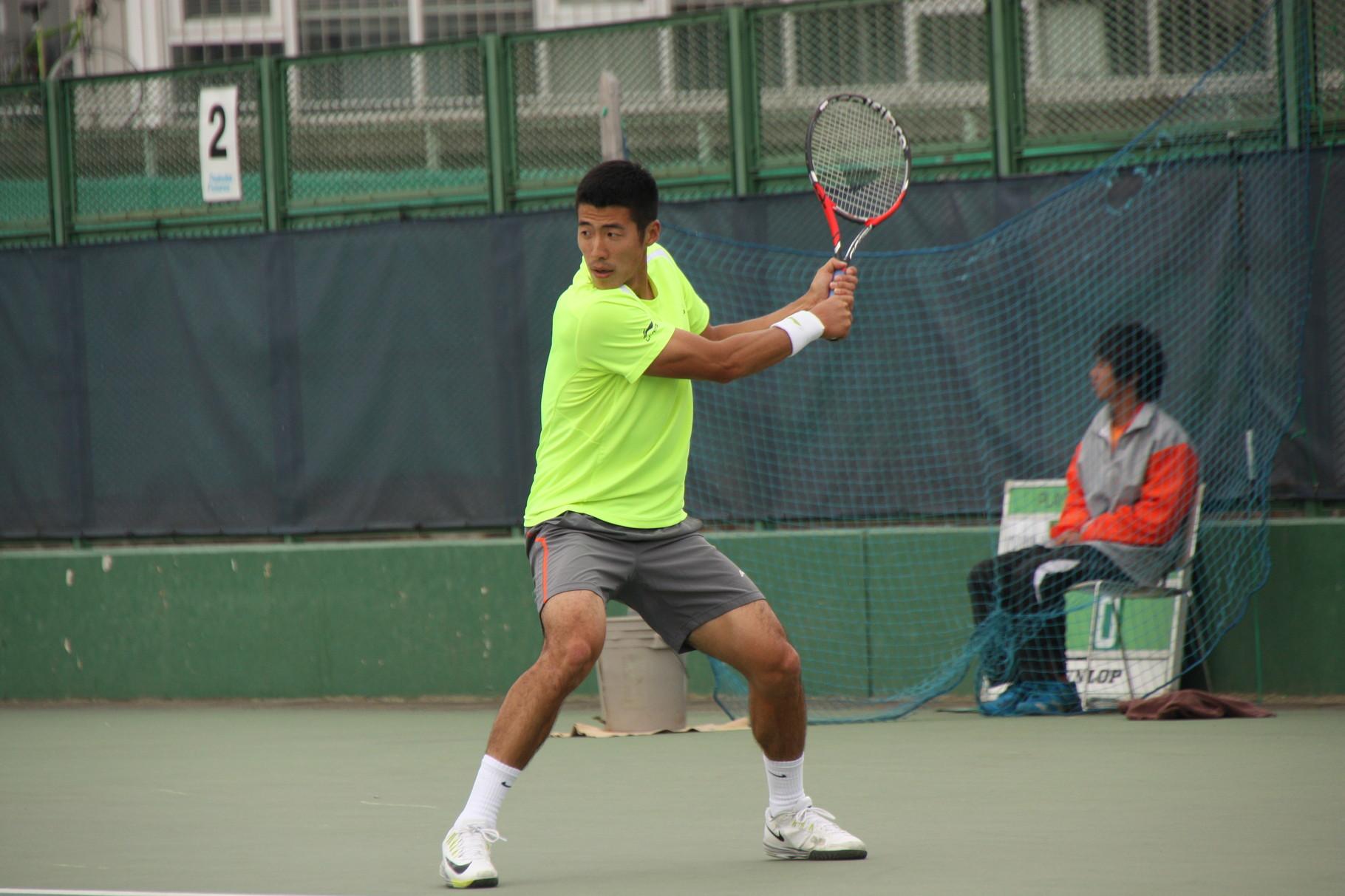 リー・ジェ選手(中国)