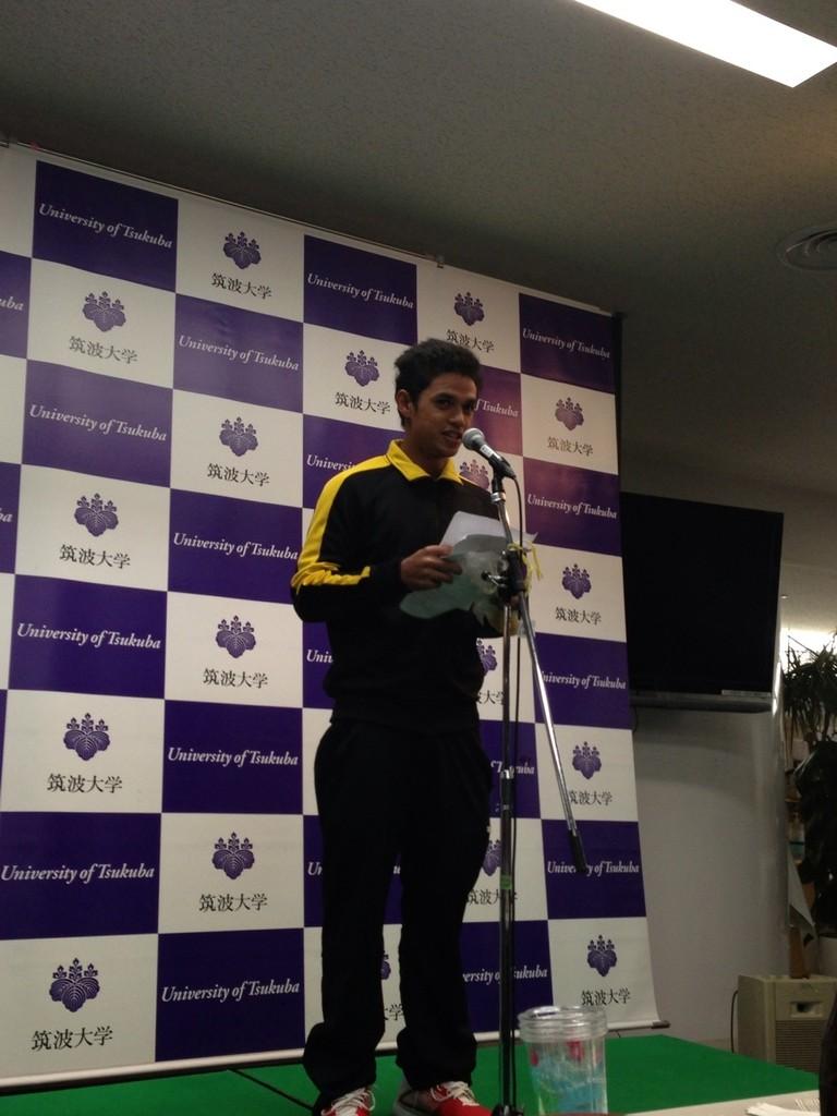 海外招待選手 SYED NAGUIB Syed Mohd Agil